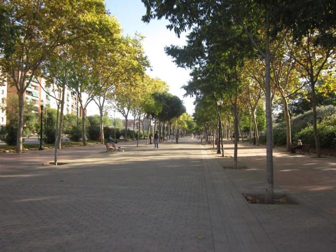 parque de can dragó los mejores sitios para correr en Barcelona