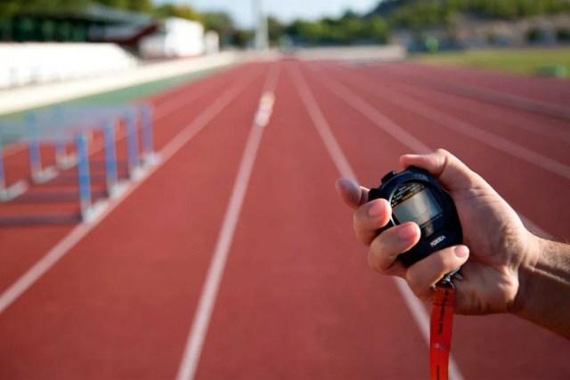 entrenador de atletismo online