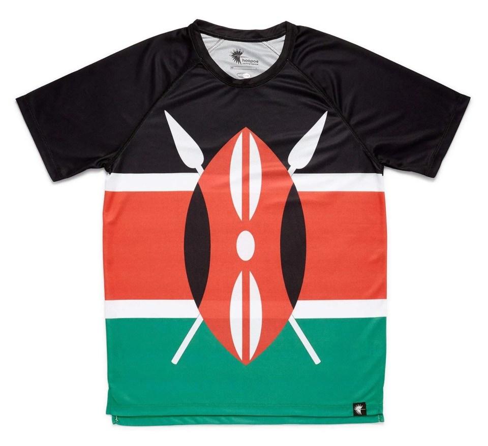 camiseta para corredores