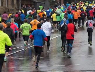 correr abrigado para quemar más calorías
