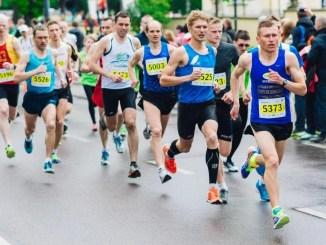 rutina de entrenamiento para correr en un maratón