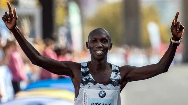 Kipsang dopaje atleta keniano