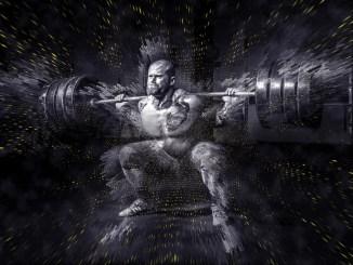 pesas antes o después de correr