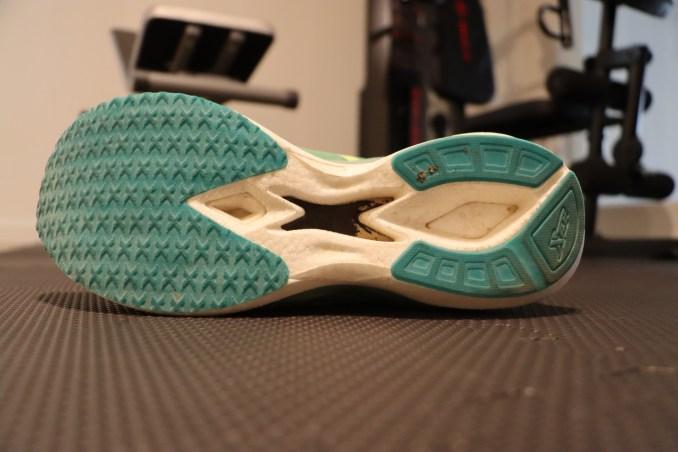 suela zapatillas Xtep 160x