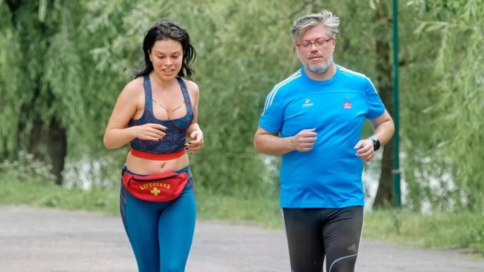 ¿Por qué correr en pareja es tan recomendable?