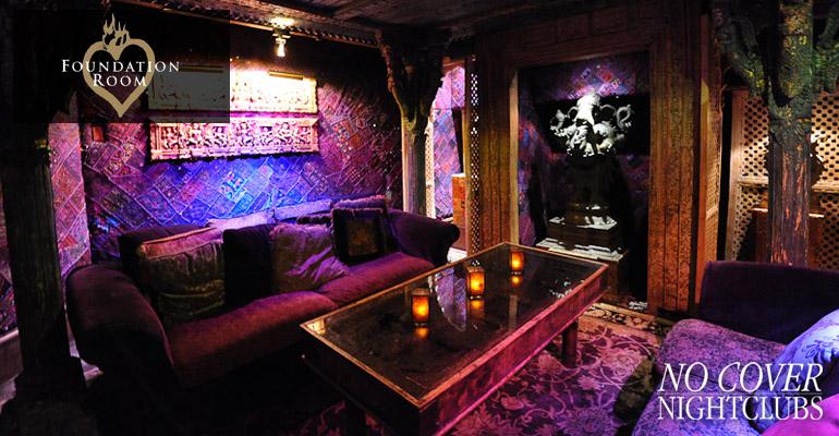 Foundation Room Nightclub FREE Guest List