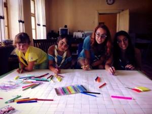 Dezvoltam activitati educative