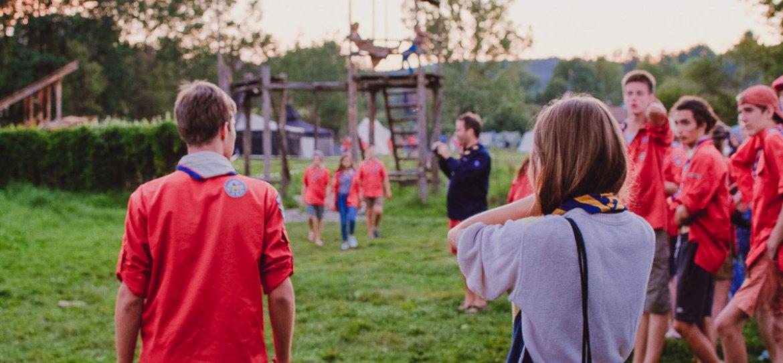 Nocrich Scout Center Sibiu Romania