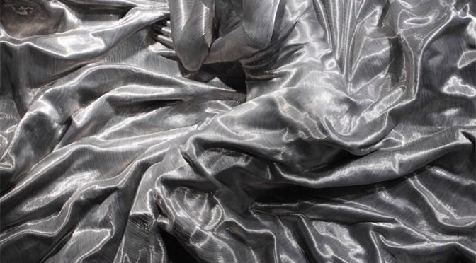 Sculpted-Coil/Aluminum Art by 성 명 박 승 모 ( 朴 勝 模 ) #seungmopark #NoCriticsJustArtists