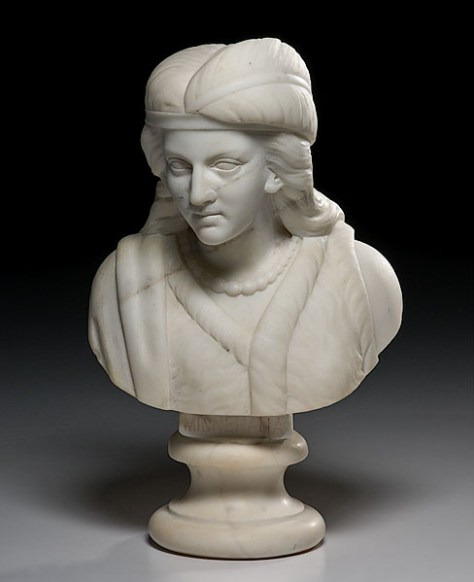 Sculptor by Edmonia Lewis