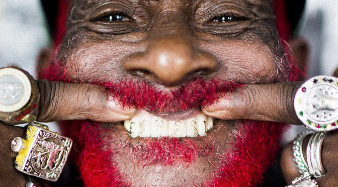 The eclectic knowledge of – Jamaican Producer, Lee 'Scratch' Perry A.K.A 'The Upsetter' #NoCriticsJustArtists