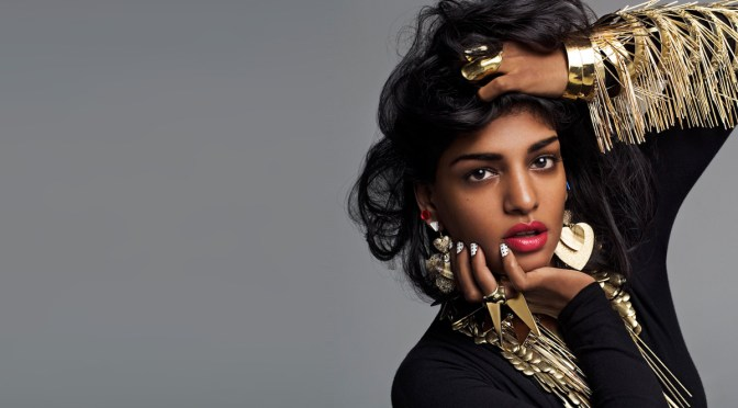 Oldie But Goodie => 'Double Bubble Trouble' by M.I.A @MIAuniverse #NoCriticsJustArtists