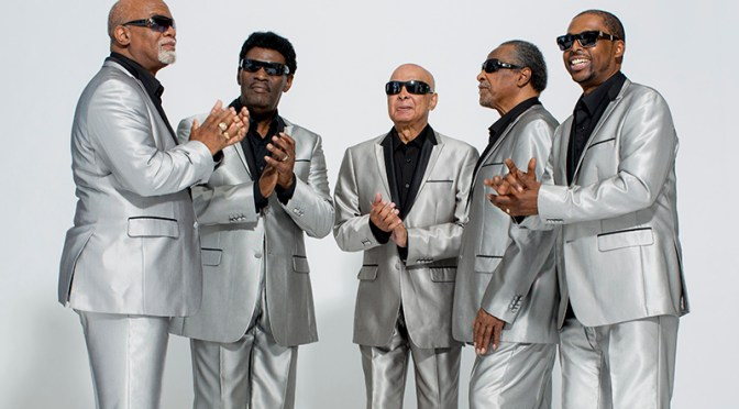 Meet the 'Blind Boys of Alabama' {USA} @blindboys => *Spiritual Uplifters #NoCriticsJustArtists