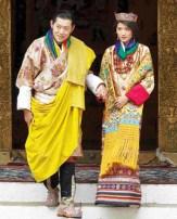 King of Bhutan
