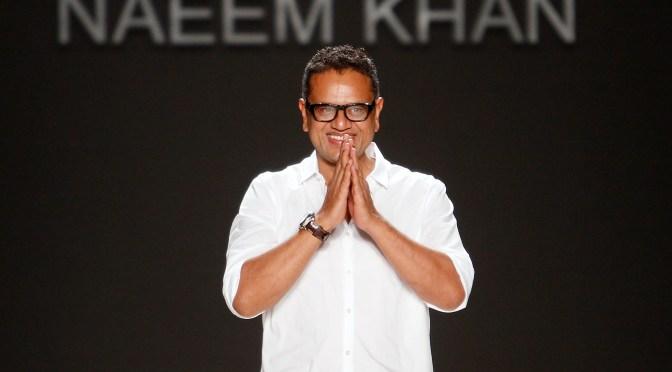 Check out Naeem Khan's Spring/Summer 2015 Collections @naeemkhannyc #NoCriticsJustArtists