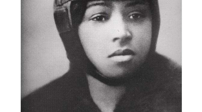 Art In Reflection: Meet African American Pilot, Bessie Coleman #NoCriticsJustArtists