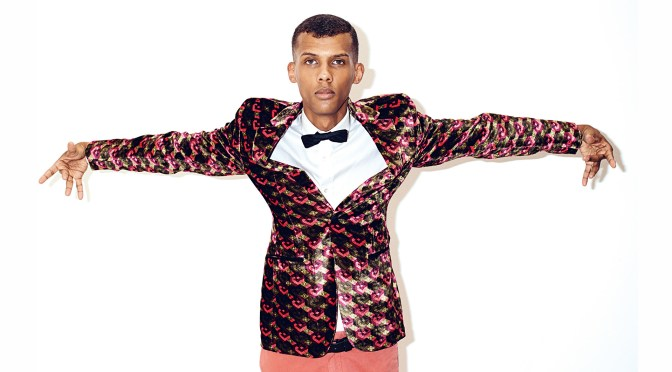 New Music by Singer/Songwriter & Belguim native – @Stromae entitled, Ave Cesaria #NoCriticsJustArtists
