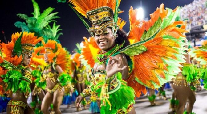 Don't Miss It!!! 2015 Carnival in Rio de Janeiro @brazilcarnival  #NoCriticsJustArtists