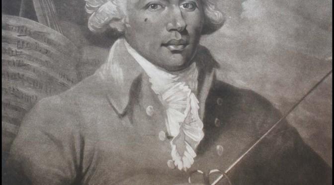 Art In Reflection: Serial Artist => Classical Conductor – Violinist & Fencer, Saint-George  #NoCriticsJustArtists