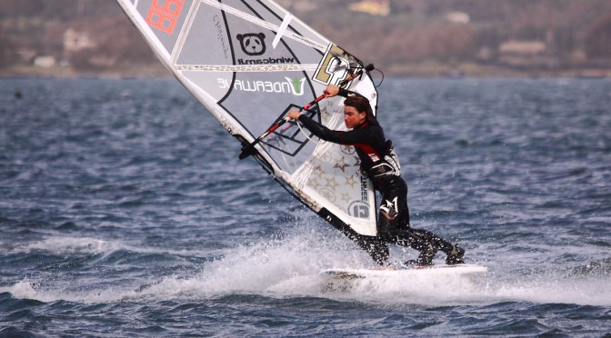 The Art Of… Windsurfing – Meet Italian-Freestyle Windsurfer, @riccardomarca #NoCriticsJustArtists