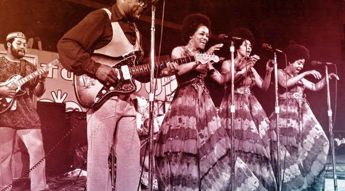 Oldie But Goodie: 'Let's Do It Again' by American R&B/Soul Group, The Staple Singers #NoCriticsJustArtists