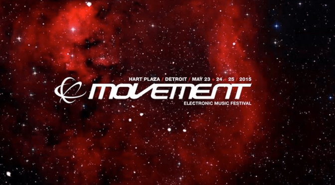 Don't Miss It! @movementdetroit 2015 #DetroitMusic #NoCriticsJustArtists #MovementDetroit