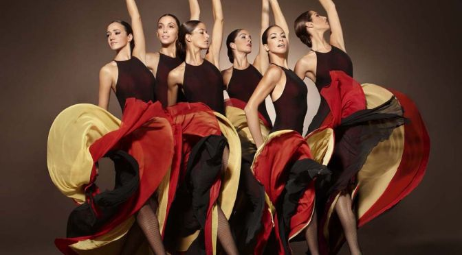 Check out 'EL Compañía Nacional de Danza' (The Spanish National Dance Company) @balletnacional #NoCriticsJustArtists