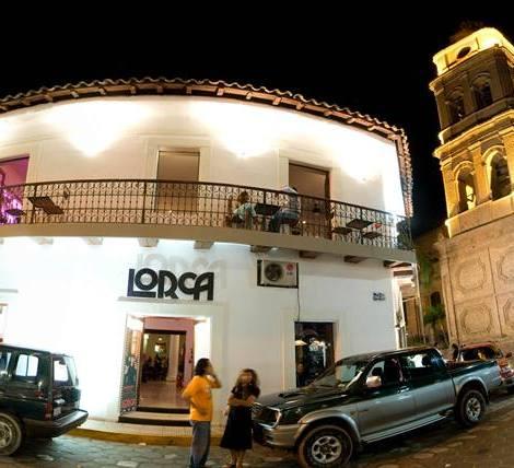 'La Lorca' Bolivian Fusion Cuisine