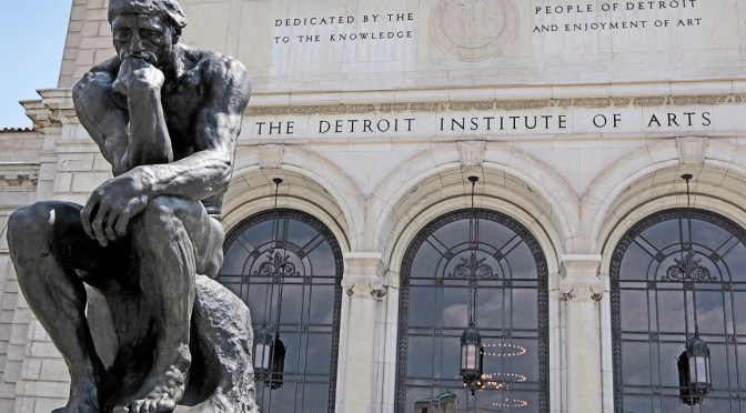 NCJA Musées du monde: The Detroit Institute Of Arts @diadetroit #NoCriticsJustArtist #Musées #Detroit