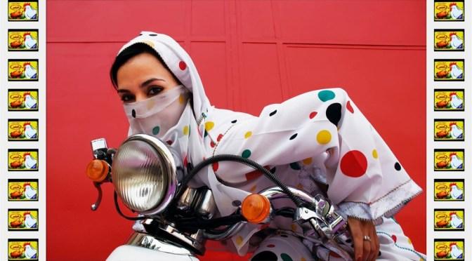 The 'Pop' Art Of… Moroccan Master Portraitist, Hassan Hajjaj #MoroccoArt #NoCriticsJustArtists #VisualArtist