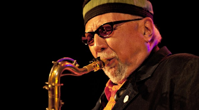 NCJA Game Changer Of The Month: American Jazz Musician & Post-Bop Leader, Charles Lloyd #NoCriticsJustArtists #Jazz #Saxophonist