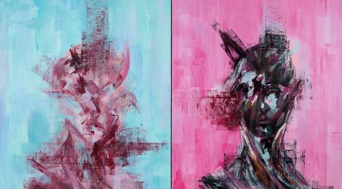 The Art Of… Fine Artist & Kuwaiti Painter, Aziz Al Mudhaf #NoCriticsJustArtists #Art #AzizAlMudhaf