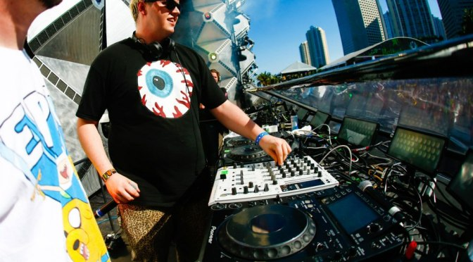 NCJA Game Changer of The Month: @FluxPavilion of London #NoCriticsJustArtists