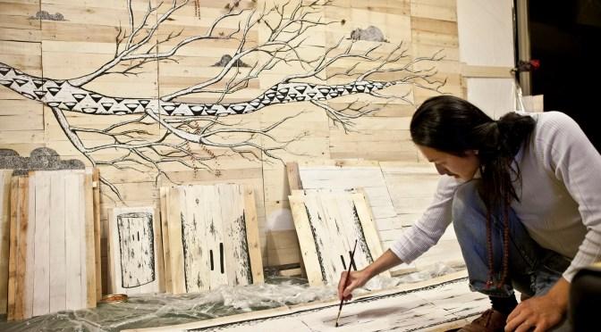 NCJA Game Changer of the Month: *Botanic Visual Artist, Duy Anh Nhan Duc ^Art Végétal^ #NoCriticsJustArtists