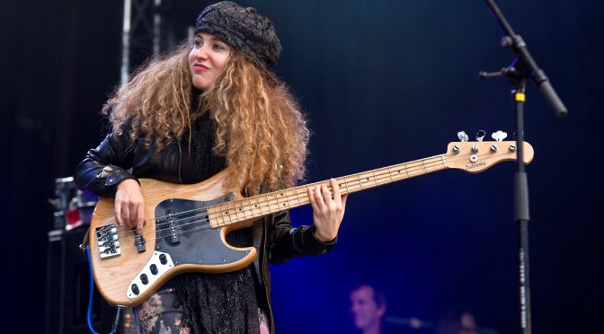 NCJA #GameChanger Of The Month: #Australian #Bass #Guitarist , @TalWilkenfeld #NoCriticsJustArtists