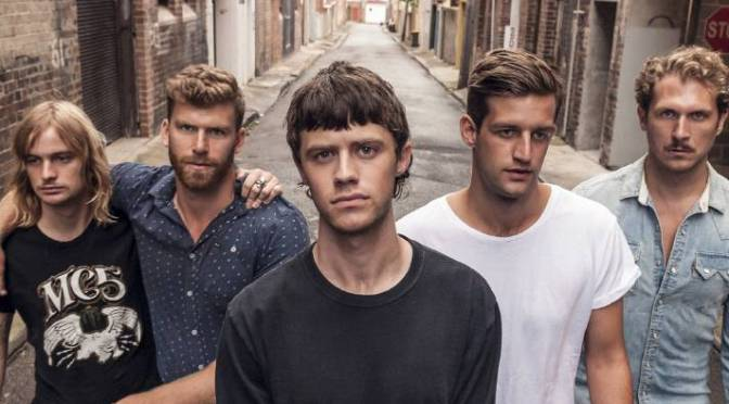 Meet #Australian #Alternative #RockBand @TheRubensMusic feature image via @NewastleHerald #NoCriticsJustArtists