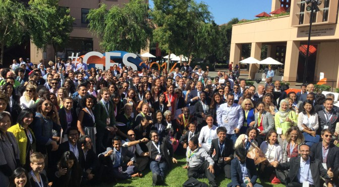 Highlight Of 2016; @GES2016 in #SiliconValley @Stanford ft. @BarackObama #NoCriticsJustArtists