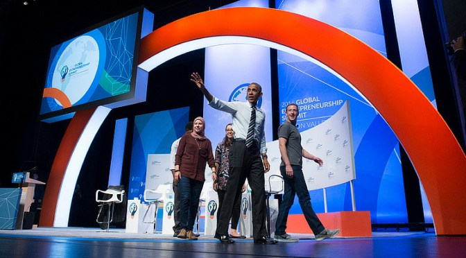 More than 170 countries from every region of the world were represented @GES2016 / #GES2016 Check out the recap here: