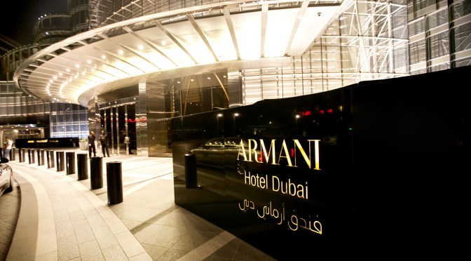 Check Out The @ArmaniHotelDXB on your next #trip to #Dubai #UAE #NoCriticsJustArtists