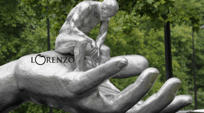 Meet NCJA #GameChanger of the Month: #Italian #Sculptor @ArtistLorenzo #NoCriticsJustArtists