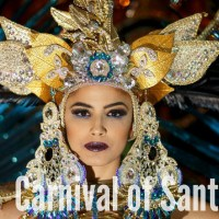 Meet past 'Queen' of Carnival of Santa Cruz de Tenerife(Spain) #NoCriticsJustArtists
