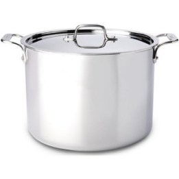 All clad 12 qt stock pot