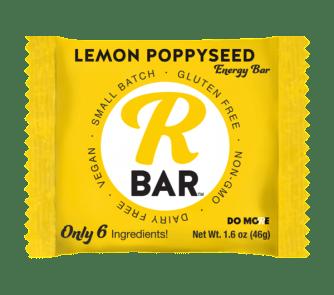Lemon poppyseed r bar