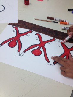 Keith Haring project