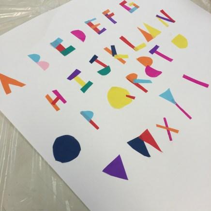 Bauhaus typography