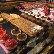 Cafe Paul's cakes
