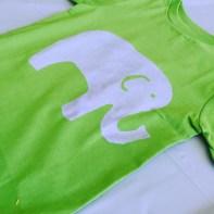 Newly printed shirt
