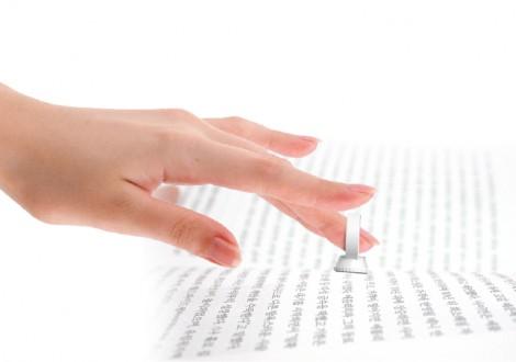 O anel que promete tornar a vida de um invisual muito mais simples, ao transformar qualquer livro em formato braille. O produto inovador chama-se Eye Ring e é a proposta do designer sul-coreano Yong Jeong.