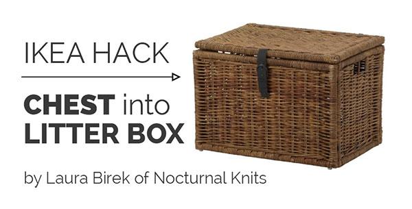 Byholma Litter Box Hack