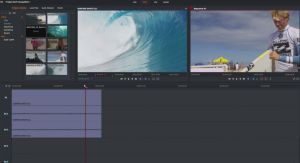 lightworks editor video